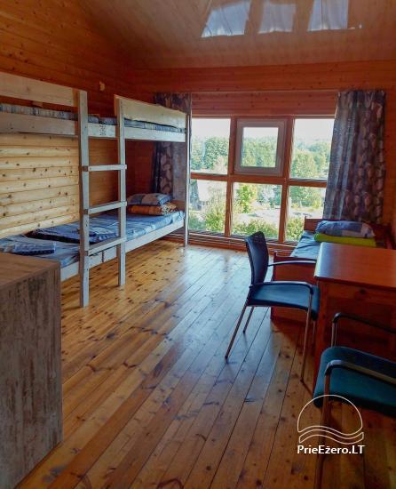 Viesu nams ezera krastā starp Vilņu un Kauņu dažādiem pasākumiem un svinībām - 23