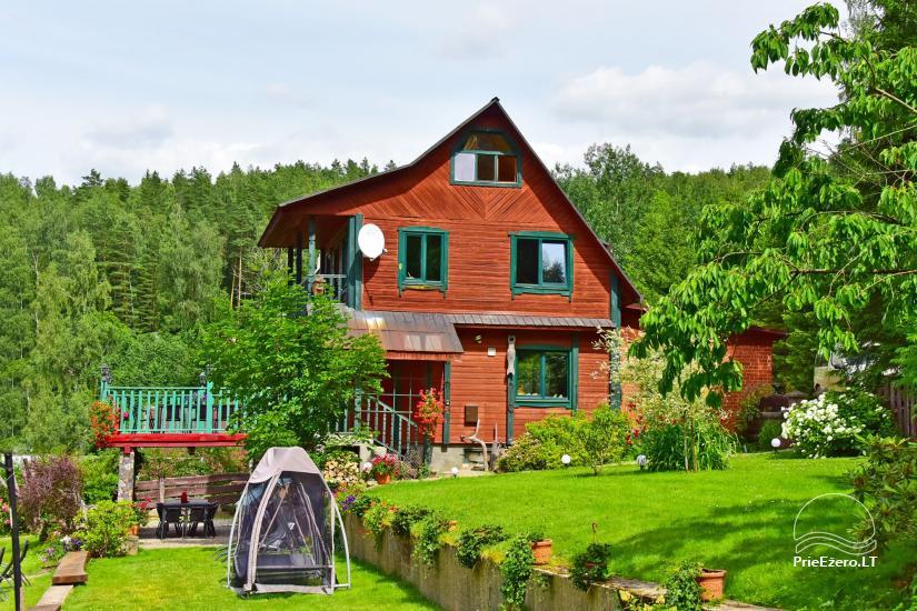 Lauku mājas Mazā Šveice Ignalina rajons - 2