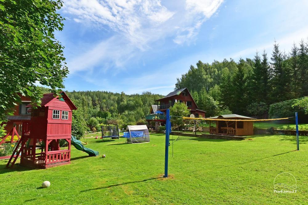 Lauku mājas Mazā Šveice Ignalina rajons - 3