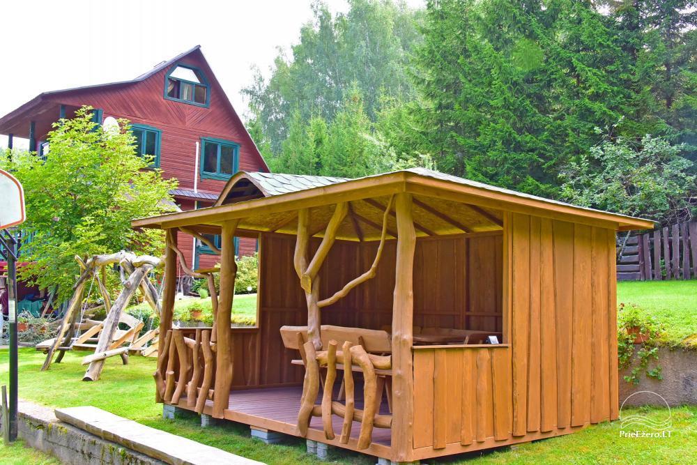 Lauku mājas Mazā Šveice Ignalina rajons - 21