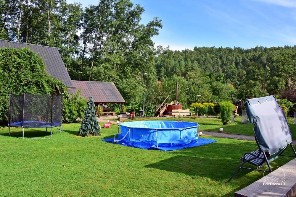 Lauku mājas Mazā Šveice Ignalina rajons - 25