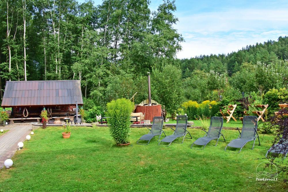 Lauku mājas Mazā Šveice Ignalina rajons - 16