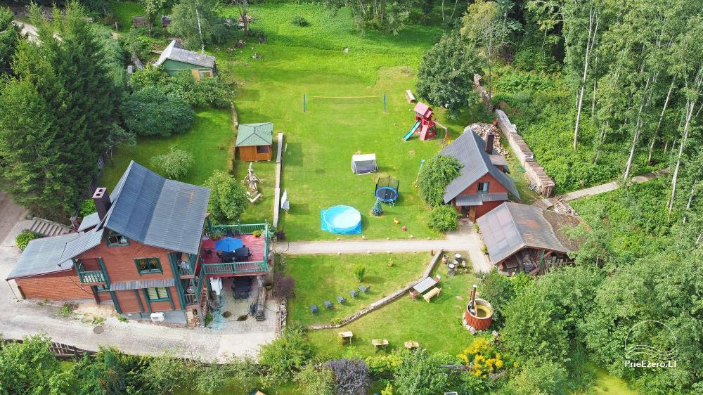 Lauku mājas Mazā Šveice Ignalina rajons - 27