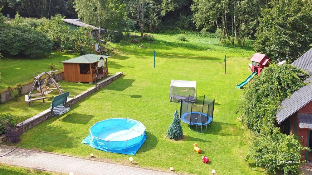 Lauku mājas Mazā Šveice Ignalina rajons - 11