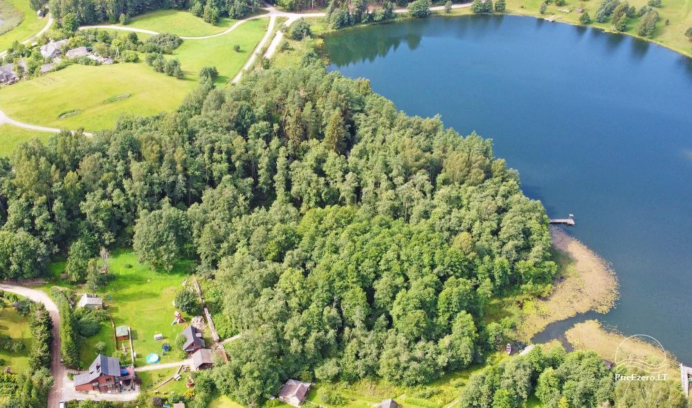 Lauku mājas Mazā Šveice Ignalina rajons - 28