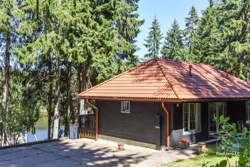 Brvdienu majas, apartamenti, pirts pie ezera Plateliai Lauku setāSaulės slėnis - 14