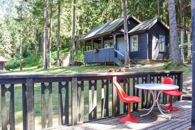 Brvdienu majas, apartamenti, pirts pie ezera Plateliai Lauku setāSaulės slėnis - 35