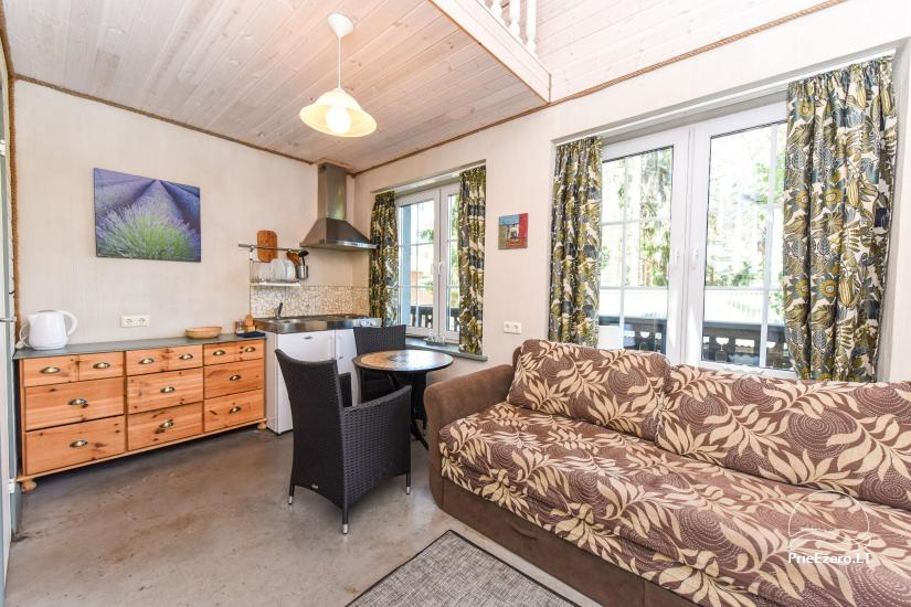 Brvdienu majas, apartamenti, pirts pie ezera Plateliai Lauku setāSaulės slėnis - 37