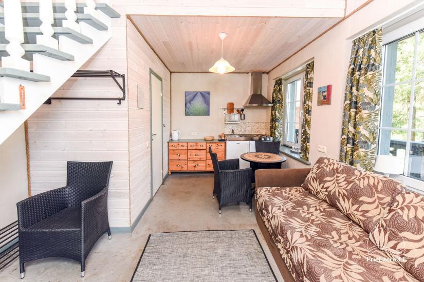 Brvdienu majas, apartamenti, pirts pie ezera Plateliai Lauku setāSaulės slėnis - 36