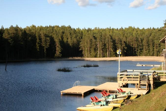 Brvdienu majas, apartamenti, pirts pie ezera Plateliai Lauku setāSaulės slėnis - 59