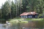 Brvdienu majas, apartamenti, pirts pie ezera Plateliai Lauku setāSaulės slėnis - 2