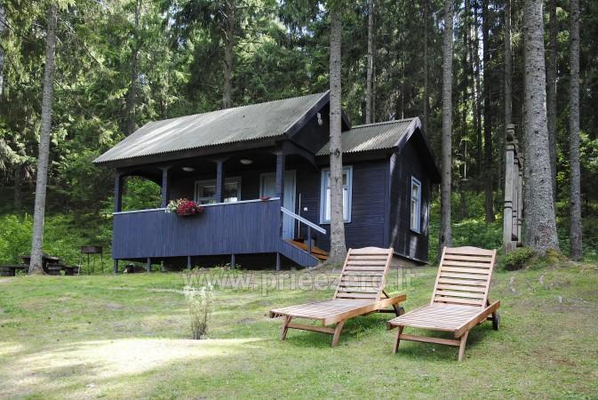 Brvdienu majas, apartamenti, pirts pie ezera Plateliai Lauku setāSaulės slėnis - 41
