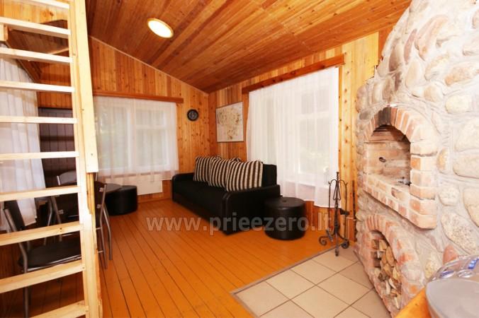 Brvdienu majas, apartamenti, pirts pie ezera Plateliai Lauku setāSaulės slėnis - 44