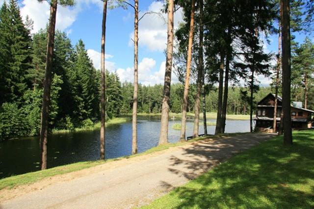 Brvdienu majas, apartamenti, pirts pie ezera Plateliai Lauku setāSaulės slėnis - 58
