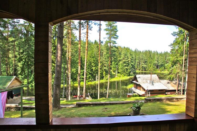 Brvdienu majas, apartamenti, pirts pie ezera Plateliai Lauku setāSaulės slėnis - 42