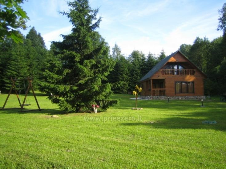 Lauku māja netālu Sungardas ezera - 8