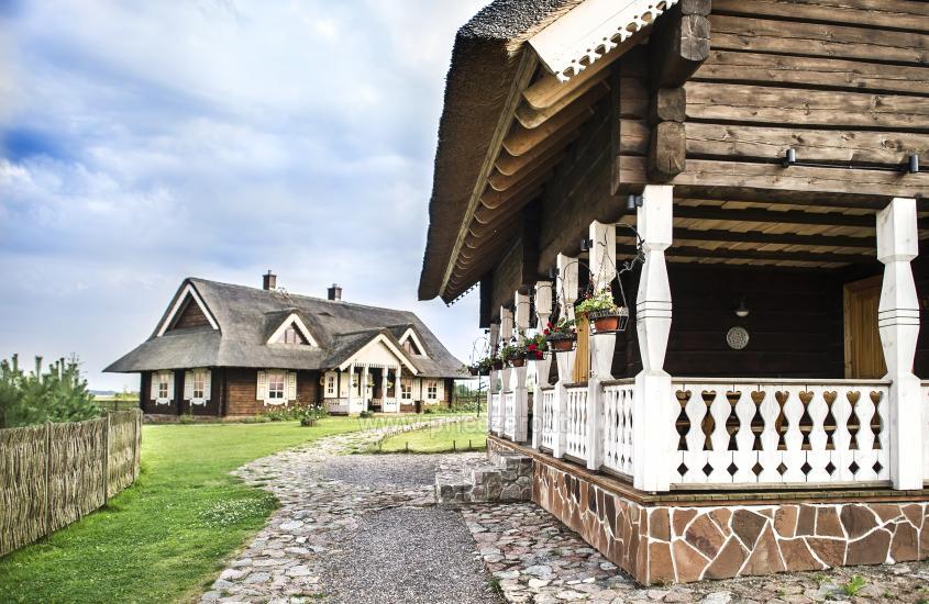 Lauku maja Klaipedas rajona Gribze - 1