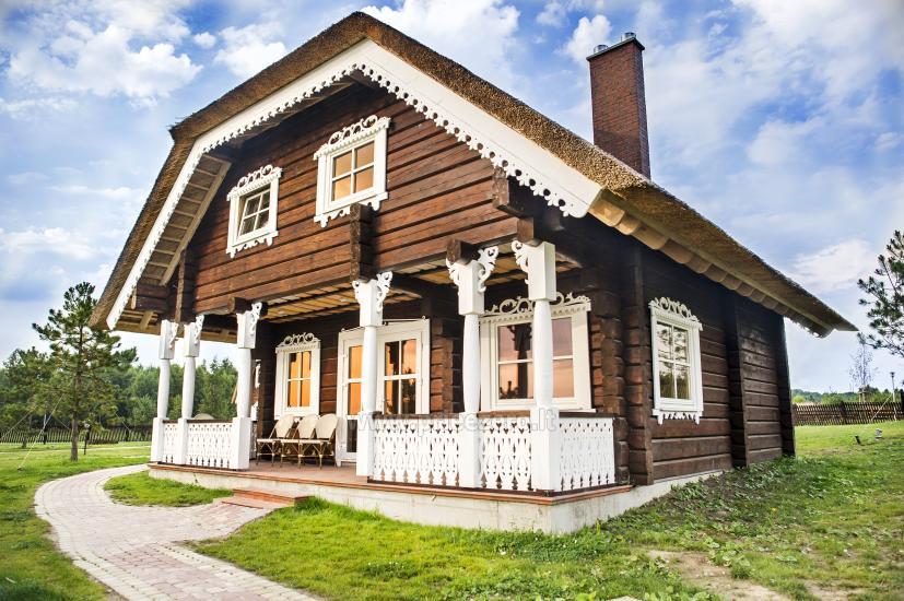 Lauku maja Klaipedas rajona Gribze - 5