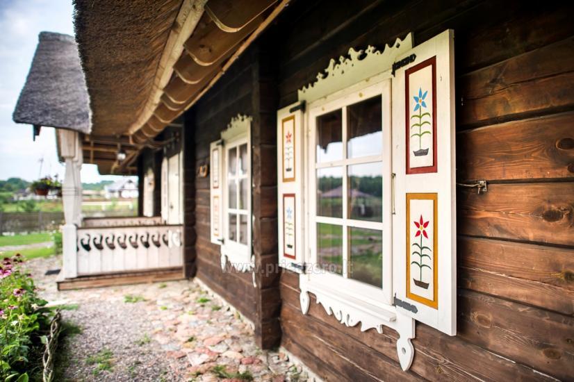 Lauku maja Klaipedas rajona Gribze - 7