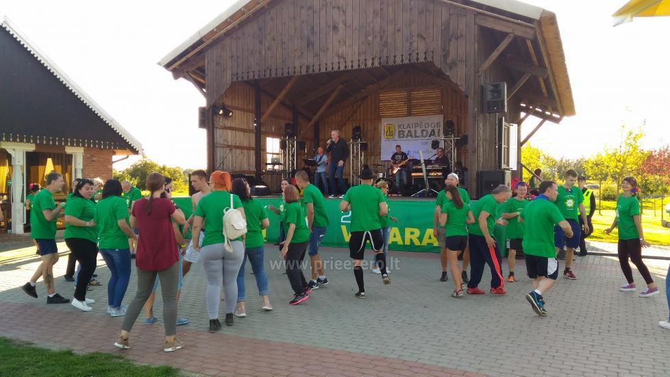 Lauku maja Klaipedas rajona Gribze - 30