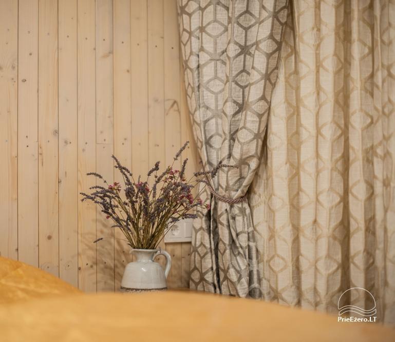 Lauku sēta ar saunu, baseinu, banketu zāle - 11