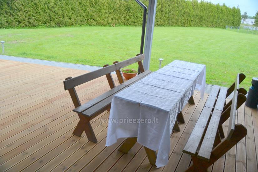 Lauku sēta ar saunu, baseinu, banketu zāle - 6