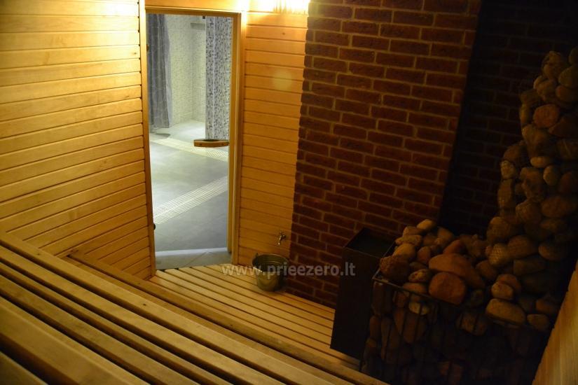 Lauku sēta ar saunu, baseinu, banketu zāle - 21