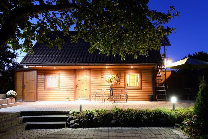 Trakaitis - dzīvokļi Trakai - 10