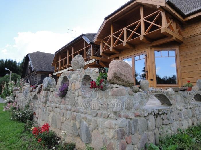 Lauku maja Akmendvaris Trakai rajona pie ezera Gilusis - 5