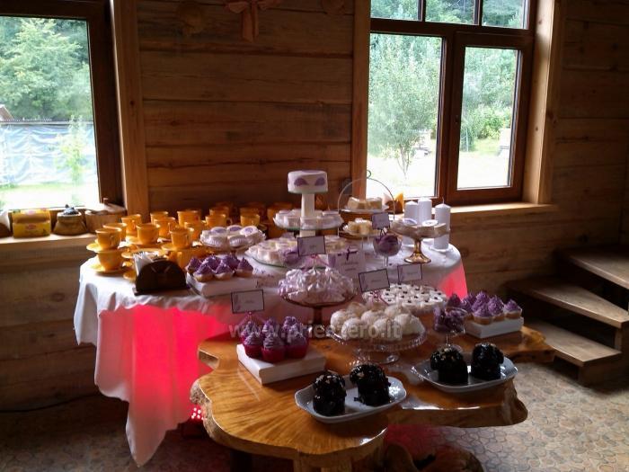 Lauku maja Akmendvaris Trakai rajona pie ezera Gilusis - 10