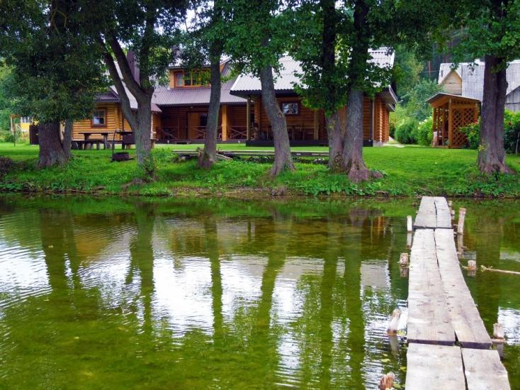 Lauku seta pie ezera Ignalinas rajona Karolio sodyba - 3