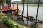 Atpūta pie ezera Aviris