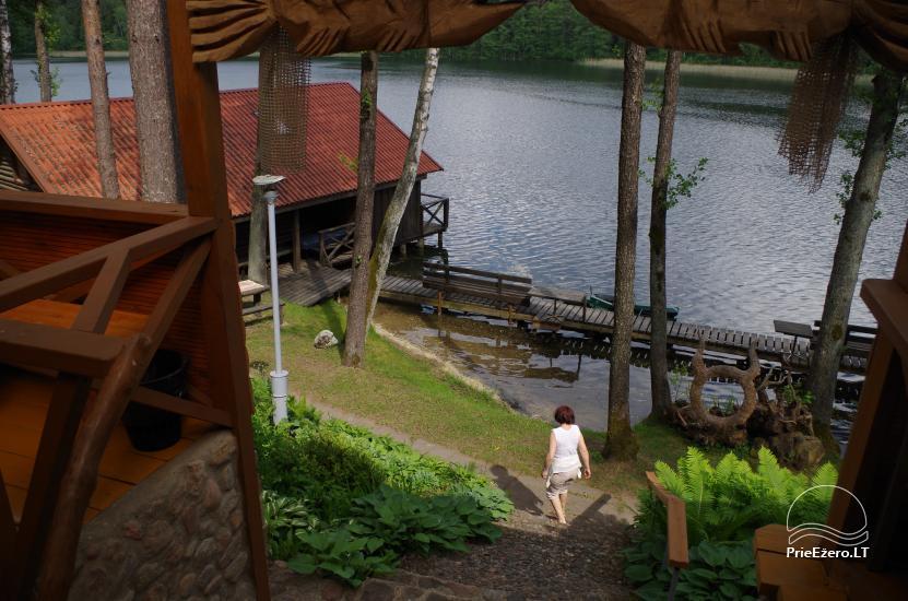 Atpūta Druskininkos, pie ezera Aviris - 2