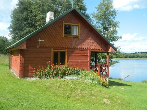 Lauku seta Ignalinas rajona pie ezera - 1