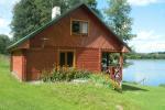 Lauku seta Ignalinas rajona pie ezera