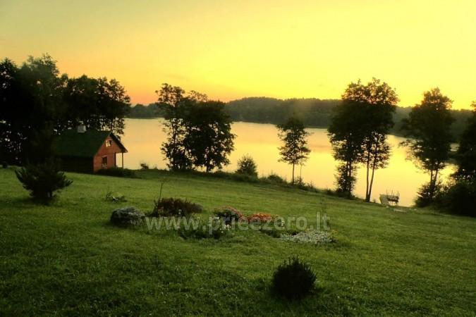Lauku seta Ignalinas rajona pie ezera - 2