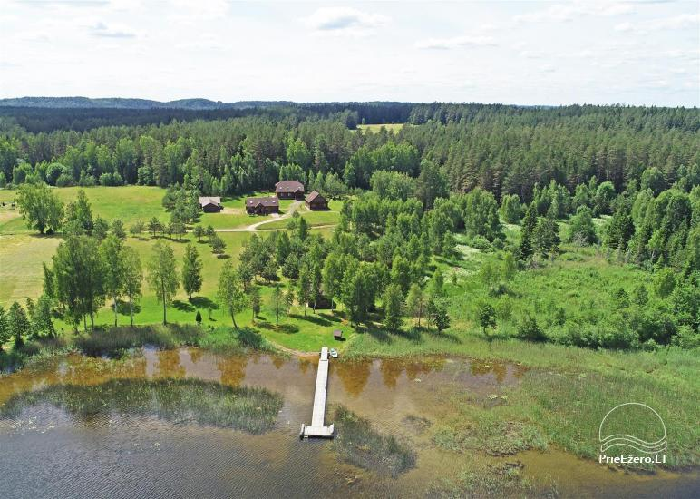 Sēta Ignalinas rajona Baluošo krantas - 2