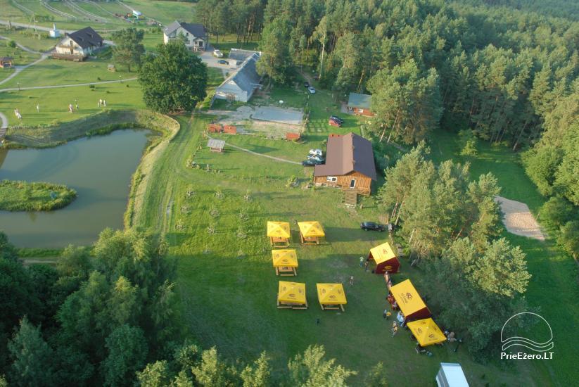 Lauku māja Jonavas rajonā 25 km attālumā no Kauņas - 3