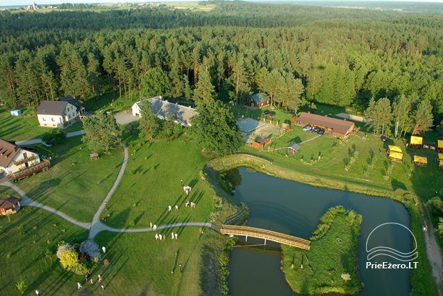 Lauku māja Jonavas rajonā 25 km attālumā no Kauņas - 5