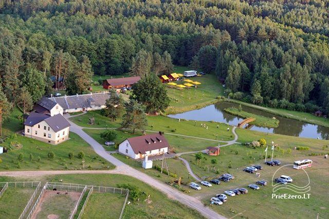 Lauku māja Jonavas rajonā 25 km attālumā no Kauņas - 4