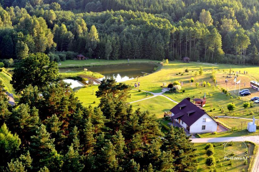 Lauku māja Jonavas rajonā 25 km attālumā no Kauņas - 1