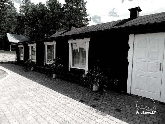 Lauku māja Jonavas rajonā 25 km attālumā no Kauņas - 6