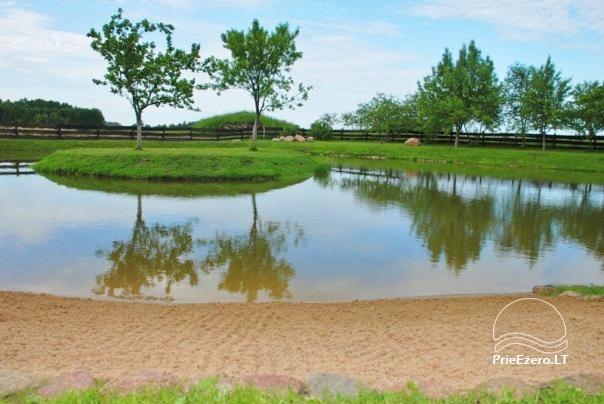 Lauku seta 30km no Kauna Pinciskiu sodyba - 1