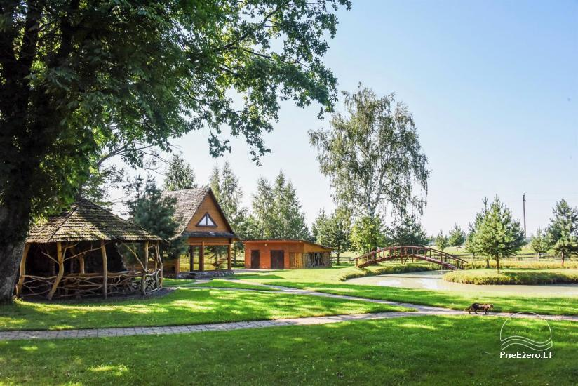 Lauku seta 30km no Kauna Pinciskiu sodyba - 18
