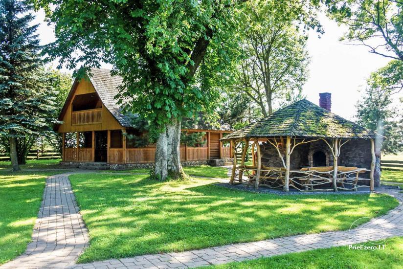 Lauku seta 30km no Kauna Pinciskiu sodyba - 8