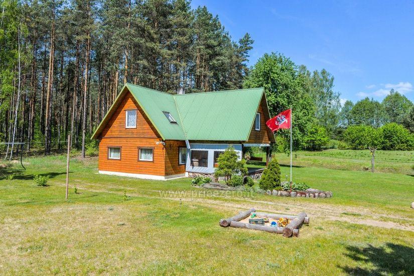 Sēta Smališke netālu no Druskininkiem un Druskininku dzīvoklis - 3