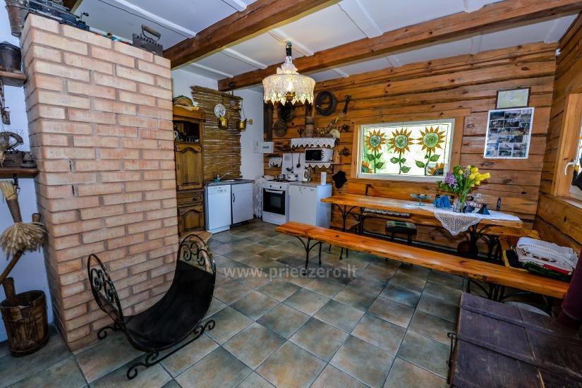 Sēta Smališke netālu no Druskininkiem un Druskininku dzīvoklis - 18