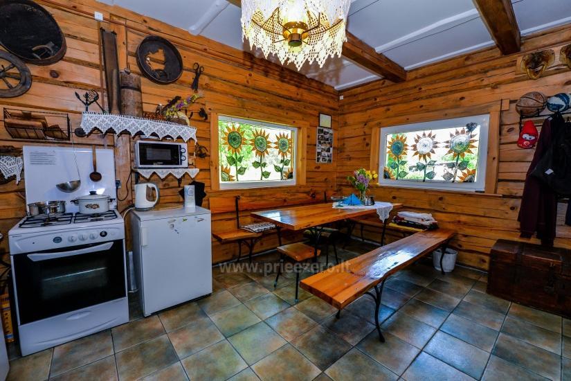 Sēta Smališke netālu no Druskininkiem un Druskininku dzīvoklis - 20