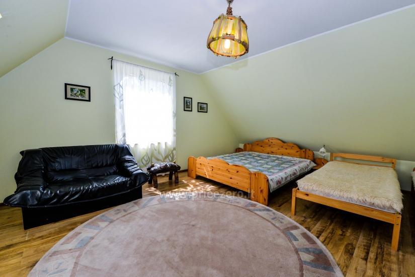 Sēta Smališke netālu no Druskininkiem un Druskininku dzīvoklis - 27
