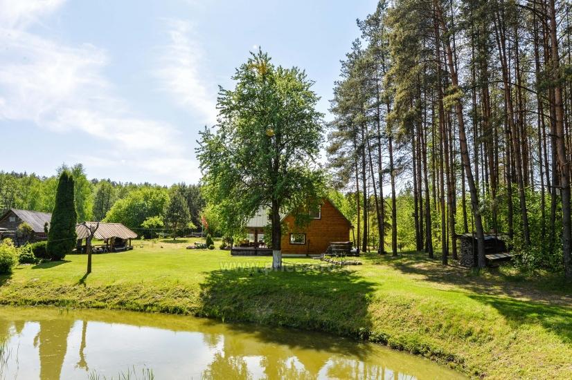 Sēta Smališke netālu no Druskininkiem un Druskininku dzīvoklis - 14